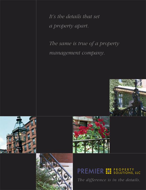 Brochures | Premier Property Solutions